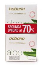 Babaria Aloe Vera Anti-wrinkle Face Cream 50ml Buy 2 Get 70% Off 2nd Unit